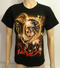 SLAYER Band New Metal Rock Black Printed T-Shirt
