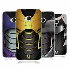 HEAD CASE ARMOUR COLLECTION 2 GEL BACK CASE COVER FOR HTC ONE