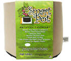 Smart Pots TAN - plant garden aeration round fabric container grow choose size
