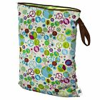 PLANET WISE WET BAG Reuseable USA MADE gym yoga Swim Surf Potty training wetsuit