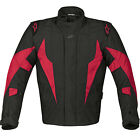 Alpinestars P1 Sport Drystar Touring Mens Textile Motorcycle Jacket Red