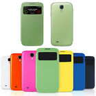 Smart S-VIEW Flip Battery Case Cover For SAMSUNG GALAXY S4 Mini I9190 Lovely