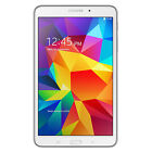 """Samsung Galaxy 8"""" Tab 4 SM-T330 White 16 GB Android 4.4 KitKat with Pouch"""