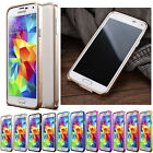 Slim Thin Aluminium Metal Frame Bumper Case Cover For Samsung S3 S4 S5 Note 3 2