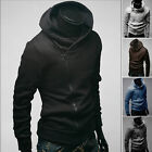 ❤ NEW CLEARANCE ❤ Mens Stylish Slim Fit Hooded Coats Hoodies Outerwear Size S~XL