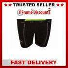 Lusso Kids Pro X Childrens Cycling Shorts in Black