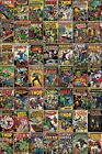 New Marvel Comics From Thor to Ghost Rider Marvel Comics Poster
