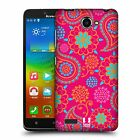 HEAD CASE DESIGNS PSYCHEDELIC PAISLEY CASE COVER FOR LENOVO A768T