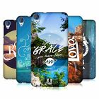 HEAD CASE DESIGNS CHRISTIAN TYPOGRAPHY SERIES 3 CASE COVER FOR HTC DESIRE 820