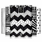 HEAD CASE DESIGNS BLACK AND WHITE DOODLE PATTERNS CASE FOR BLACKBERRY PASSPORT