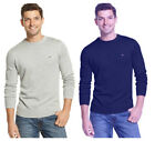 NEW TOMMY HILFIGER MENS SIGNATURE SOLID CREW SWEATER You Pick Color & Size