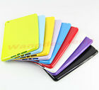 Smooth Soft TPU Gel Silicone Case Cover Skin Protector For Apple i Pad Mini New