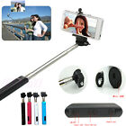 Bluetooth Selfie Stick Handheld Extendable Monopod For Iphone Samsung HTC Phone