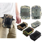 Waterproof Army Camo Phone Case Cover For iPhone Samsung Galaxy Pouch Wallet