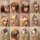 BROWN STYLISH FASCINATOR, CHEAPEST ON EBAY, WEDDING, RACES ASCOT, OCCASION LOT