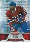 11-12 CERTIFIED MONTREAL CANADIENS RED & BLUE PARALLELS U-PICK FROM LIST