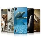 HEAD CASE DESIGNS WILDLIFE CASE COVER FOR HUAWEI ASCEND P7 LTE