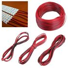 2 Pin Extension Wire Connector Cable Cord For 3528 5050 Single LED Strip Light