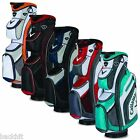 New - Callaway Golf Chev Org 2015 Mens Cart/Trolley Bag - 14 Way Divider