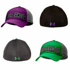 2015 UNDER ARMOUR MENS STAND OUT MESH CAP - NEW STRETCH FIT BASEBALL SPORTS HAT