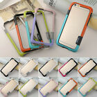 Silicone TPU Frame Bumper Case Cover For Apple Iphone 4 4s 5 5s 6 6 Plus