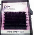 Diamond SILK C curls .10mm Choose Size 3D 6D Lash Extension High Sheen Gloss