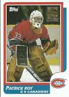 02-03 TOPPS PATRICK ROY REPRINTS MONTREAL CANADIENS U-PICK FROM LIST