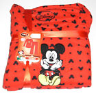 Mickey Mouse 2pc Micro Fleece Pajama Set size Small, Medium or Large, NWT