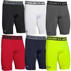 Under Armour 2015 Mens HeatGear Armour LONG Compression Shorts Baselayer