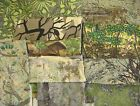Camouflage camo t-shirt knit fabric 50 cotton 50 polyester awesome known styles