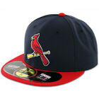 St Louis CARDINALS ALTERNATE 2 Bird New Era 59FIFTY Fitted Caps MLB On Field Hat