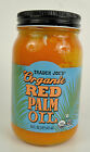 Trader Joe's Joes Organic Red Palm Oil Unrefined Expeller Pressed 16 FL OZ