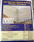 Laboratory Certified  Bedbug Allergy Dust Mite Proof Mattress Encasement