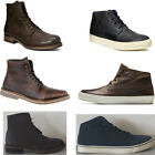 Jack & Jones Siti Leather Boot PRM Beat Bravo JJVC Gobi High Malibu Suede Casual