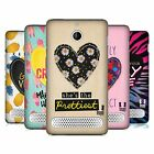 HEAD CASE DESIGNS HEART PATCHES HARD BACK CASE FOR SONY XPERIA E1