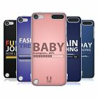 HEAD CASE DESIGNS PROGRESS BAR HARD BACK CASE FOR APPLE iPOD TOUCH 5G 5TH GEN