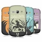 HEAD CASE DESIGNS MYTHICAL PARADISE HARD BACK CASE FOR SAMSUNG GALAXY FAME S6810