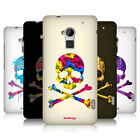 HEAD CASE DESIGNS SKULLS AND CROSSBONES HARD BACK CASE FOR HTC ONE MAX