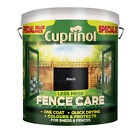 Cuprinol - Less Mess Fence Care Wood Stains
