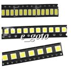 100PCS 5050 5730 3528 White LED Light Emitting Diode SMD Highlight bright New