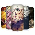 HEAD CASE DESIGNS FLORAL DRIPS HARD BACK CASE FOR HTC ONE MINI 2