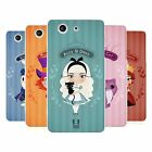 HEAD CASE ALICE IN WONDERLAND SILICONE GEL CASE FOR SONY XPERIA Z3 COMPACT D5803