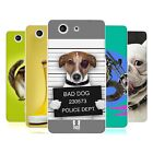 HEAD CASE FUNNY ANIMALS SILICONE GEL CASE FOR SONY XPERIA Z3 COMPACT D5833