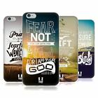 HEAD CASE CHRISTIAN SNAPSHOT SILICONE GEL CASE FOR APPLE iPHONE 6 PLUS 5.5