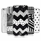 HEAD CASE BLACK AND WHITE DOODLE PATTERNS GEL CASE FOR APPLE iPHONE 6 PLUS 5.5