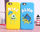"New Cartoon Candy Silicon Phone Back Case Cover for iPhone 5/5S 6 4.7""/5.5"""