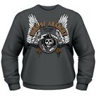 Sons of Anarchy 'Winged Reaper' Crew Neck Sweatshirt - NEW & OFFICIAL!