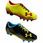 UNDER ARMOUR MENS BLUR CHALLENGE II FOOTBALL BOOTS - NEW SPORTS SOCCER RUGBY UA