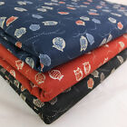 SB Japanese S Owls 100% Cotton Fabric