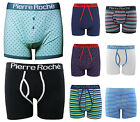 6 Pack Mens Boxer Shorts Trunks Novelty Gift Underwear Cotton Boxers Designer